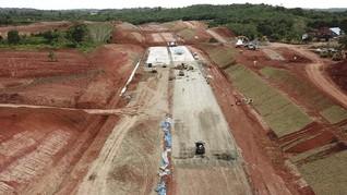 Konstruksi Tol Semarang-Demak Capai 10 Persen
