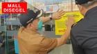 VIDEO: Mal CBD Ciledug Disegel Pemkot Tangerang