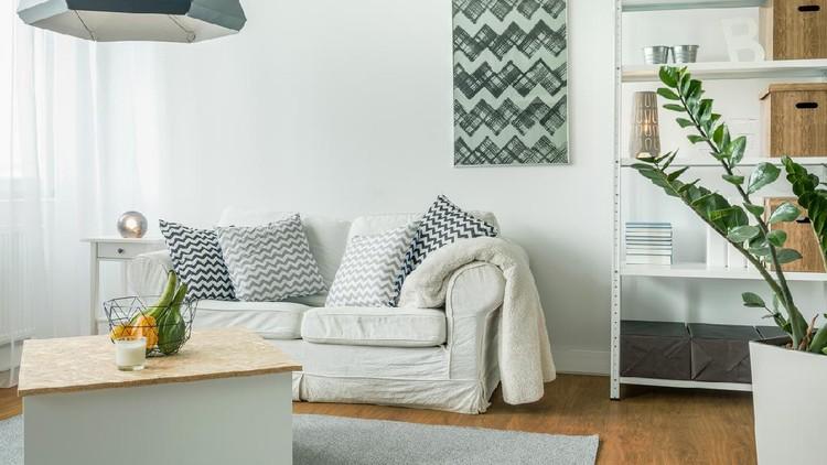 5 Tips Menata Ruang Tamu Rumah Minimalis Sempit Terlihat Nyaman & Elegan