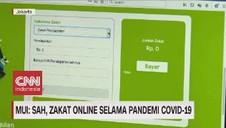 VIDEO: Zakat Online Selama Pandemi Covid-19 Sah