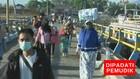 VIDEO: Pemudik Padati Pelabuhan Jangkar