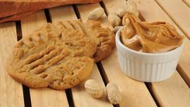 Resep Peanut Butter Cookie Tanpa Dipanggang dalam Oven