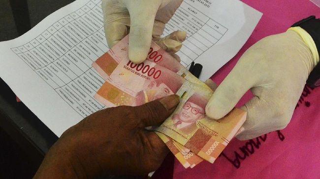 Realisasi program Pemulihan Ekonomi Nasional yang dilakukan Satgas PEN pada pekan pertama kuartal IV/2020 mendorong penyerapan anggaran.