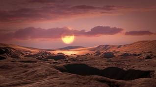 Peneliti Ungkap Planet Super Panas di Alam Semesta