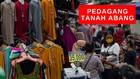 VIDEO : Kesal Dirazia, Pedagang Ngamuk
