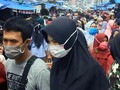 VIDEO: Warga Sukabumi Padati Pasar Jelang Idulfitri