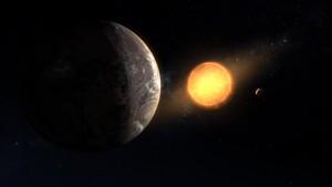 Ahli Temukan Planet Alien Mengorbit Seperti Rumus Matematika