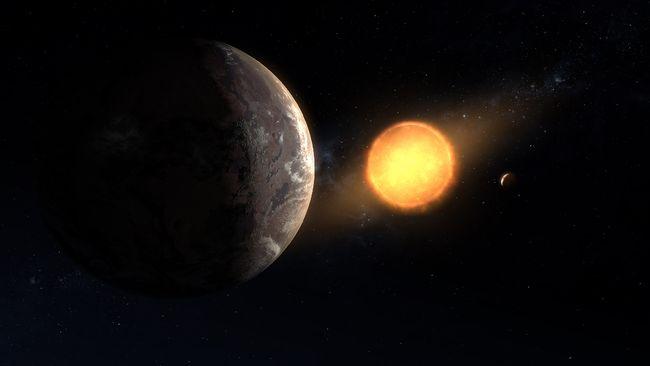 Lembaga Antariksa Amerika Serikat (NASA) telah menemukan exoplanet yang mengorbit di satu bintang tunggal seperti di tata surya tempat manusia hidup. Planet berbatu tersebut dapat mendukung keberadaan air cair dan NASA mengatakan planet ini sangat mirip dengan Bumi.