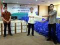 Jamkrindo Donasi Rp2,9 M untuk Penanganan dan Dampak Corona
