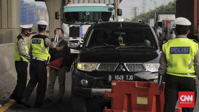 Jadwal penyekatan mudik jalan tol berlangsung selama 12 hari mulai tanggal 6 hingga 17 Mei 2021.