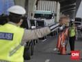 Rekor Baru, Polisi Halau 4.304 Kendaraan dalam Semalam