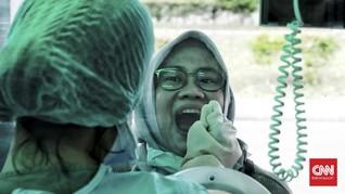 Data Corona Indonesia 28 Mei: ODP 48.749, PDP 13.250