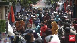 Satpol PP Gelar Sidak Serentak Pasar Malam di Jakarta
