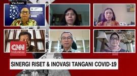 VIDEO: Sinergi Riset dan Inovasi Covid-19 (4/5)