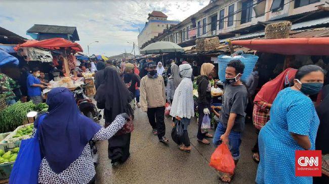 Pasar Tradisional di Ciputat