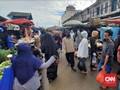 Gugus Tugas: Belasan Ribu Pasar Tak Lapor Kasus Positif Covid