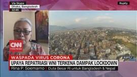 VIDEO: Nepal Perpanjang Masa Lockdown