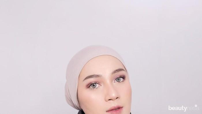 Inspirasi Makeup Flawless untuk Lebaran di Rumah Aja ala Ashry Rabani