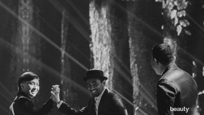 Kenangan Indah Para Seleb Bersama Penyanyi Glenn Fredly