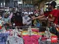 14 Orang Positif, Pasar Kebayoran Lama DKI Ditutup Pagi Ini