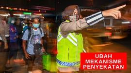 VIDEO : Polisi Ubah Mekanisme Penyekatan Pemudik