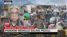 VIDEO: Pandemi Menguji Saling Peduli