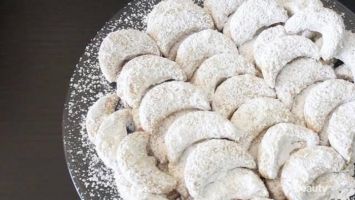 Resep Kue Putri Salju Enak dan Lumer di Mulut Tanpa Kacang