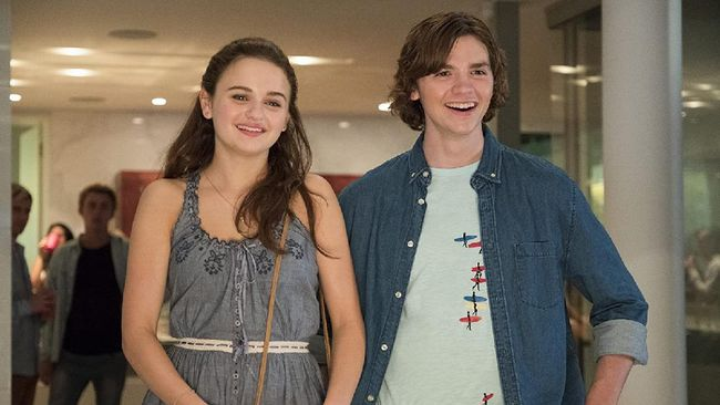 Di tengah respons negatif dari kritikus, Netflix mengumumkan bahwa film ketiga The Kissing Booth bakal tayang tahun depan.