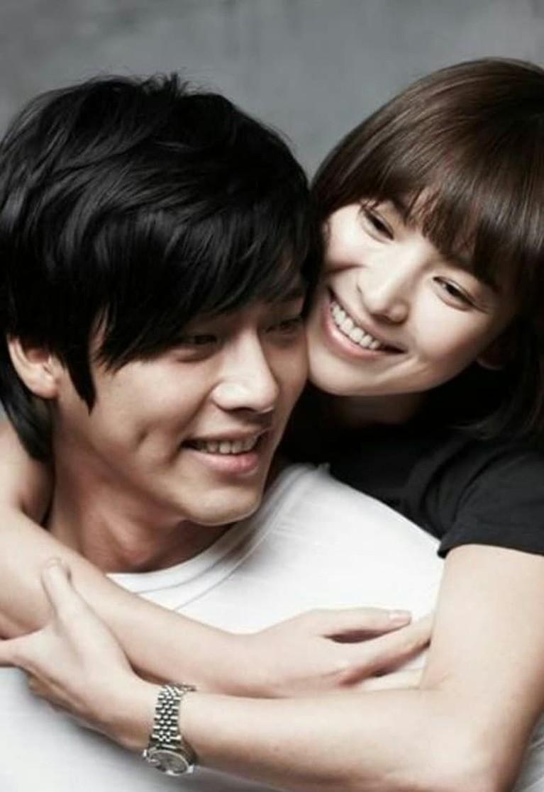 Song Hye Kyo dan Hyun Bin