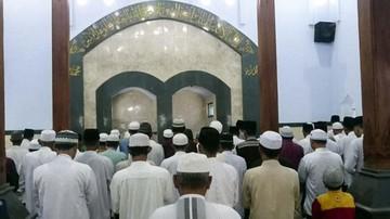 Jemaah Al Muhdlor Tulungagung Rayakan Idulfitri Hari Ini