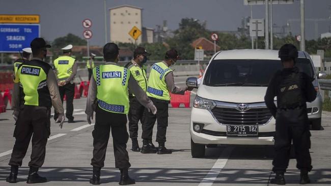 Polda Lampung Siapkan 9 Titik Penyekatan Cegah Pemudik