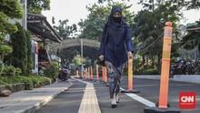Wagub DKI Positif Covid, Gedung B Balai Kota Ditutup 3 Hari