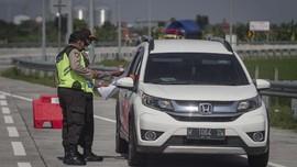 Larangan Mudik, 7 Pintu Keluar Tol Surabaya-Gempol Disekat