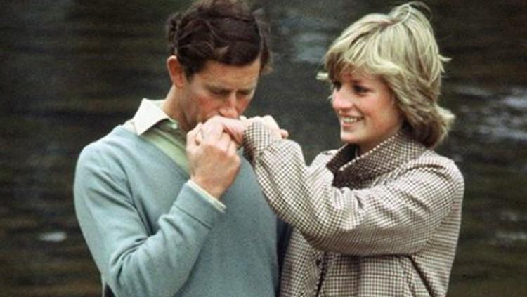 Putri Diana dan Pangeran Charles