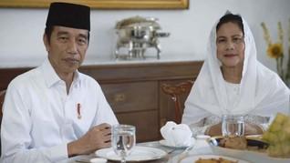 Jokowi Minta Masyarakat Ikhlas Lebaran di Tengah Corona