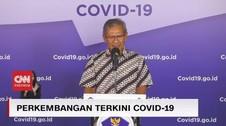 VIDEO: Update Corona 23 Mei: 21.745 Positif, 5.249 Sembuh