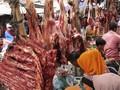 Bulog Gelar Operasi Pasar, Daging Sapi Rp80 Ribu per Kg