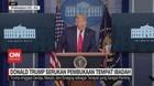 VIDEO: Donald Trump Serukan Pembukaan Tempat Ibadah