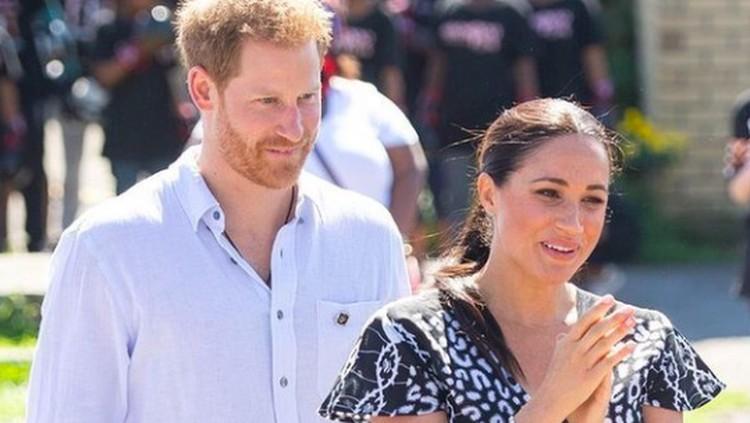 Pangeran Charles dan Harry Selalu Pakai Cincin Kawin, Kenapa William Tidak?