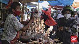 4 Pedagang Positif Corona, Pemkot Depok Tutup Pasar Cisalak