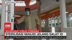 VIDEO: Sterilisasi Masjid Jelang Salat Id