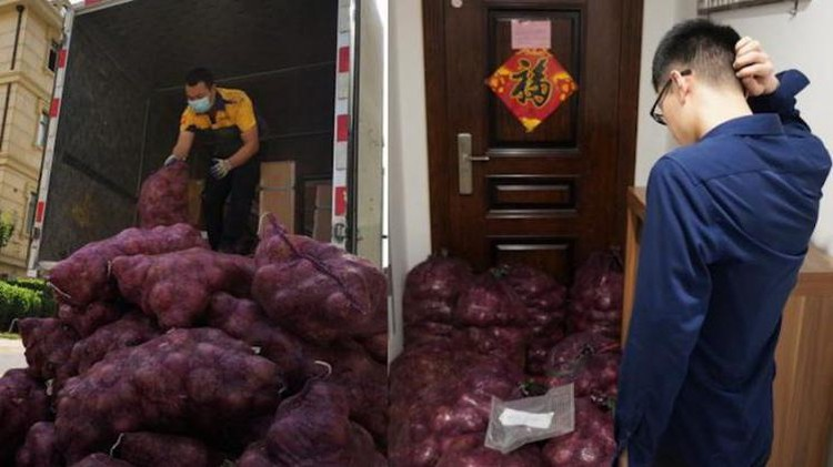 Diselingkuhi, Wanita Ini Kirim 1 Ton Bawang Merah untuk Balas Dendam