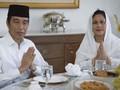 Jokowi: Selamat Idulfitri, Mohon Maaf Lahir dan Batin