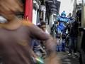 FOTO: Robot Sikopit, Sang Pembubar Tongkrongan Rawan Covid