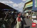Jadi Klaster Corona, Pasar Cileungsi Bogor Ditutup Sementara