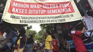 DPRD DKI: Pembatasan Sosial Tingkat RW Terkesan Hanya Wacana