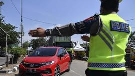 H+2 Lebaran, Polisi Putar Balik 4.149 Kendaraan
