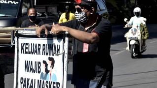 Pukul Warga Tak Pakai Masker, 8 Polisi Diperiksa Propam