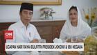 VIDEO: Ucapan Selamat Idul Fitri Presiden Jokowi & Ibu Negara