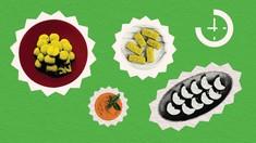 INFOGRAFIS: Menghitung Kalori Kue Kering Lebaran
